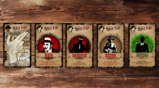 Разработка игровых карточек для настольной игры