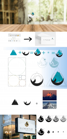 Редизайн Лого Пример разработки логотипа