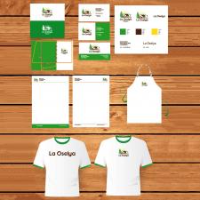 Фирменный стиль / Brandbook-La-Oselya