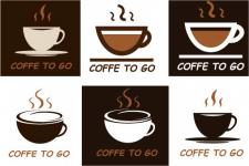 Логотип для кофе бара