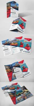 Буклет для туристической компании