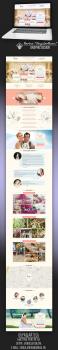 Дизайн сайта Студии флористики