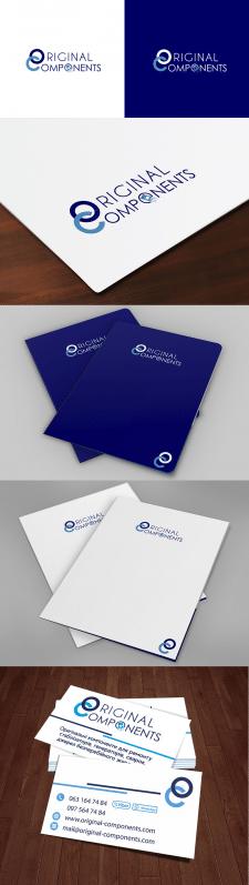 Логотип, визитки для магазина запчастей сварки