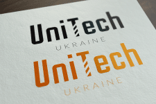UniTech metallwork company branding