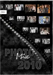 обложка фотоальбома 2