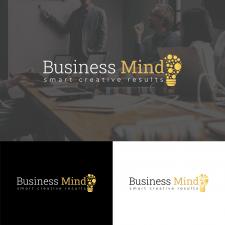 Лого для компании по бизнес-коучингу