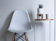 Веб-сайт для студии дизайна интерьеров