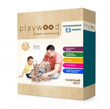 Разработка дизайна упаковки PLAYWOOD