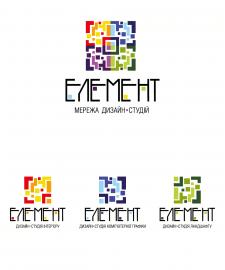 Логотип для сети дизайн студий