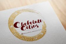Разработка логотипа для шоколадных конфет