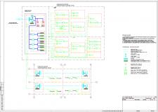 Схема СКС завода