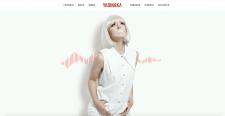 Сайт співачки Ясінської
