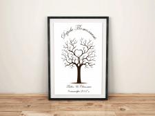 Дерево Пожеланий на свадьбу А3