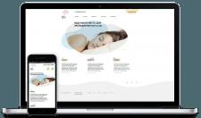 Адаптивная верстка сайта и посадка на MODx