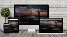 Сайт - визитка Avia-unimot