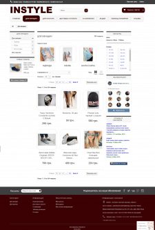 InStyle - интернет-магазин