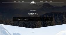 Дизайн корпоративного сайта — Отель