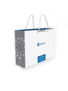 Презентационный пакет для компании Webmoney. Вид 1.