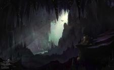 Пример локации, пещера