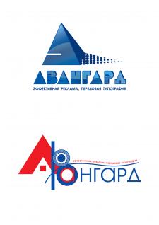 логотип полиграфической фирмы