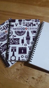 Блокноты. Дизайн и печать