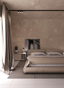 Спальна кімната/ Спальная комната