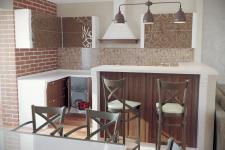 Кухня 00201