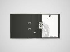 Фирменный бланк для охранной фирмы