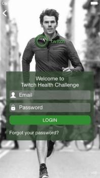 Twitch Health Challenge