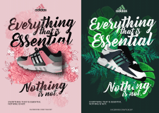 adidas EQT Posters. Everything that is Essential!