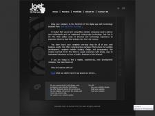 "Дизайн сайта для ""Just get it on the web"""