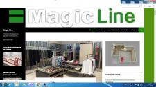 Текст на главную для компании Magic Line