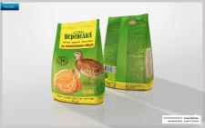 Упаковка для печенья ТМ Перепелка, Киев
