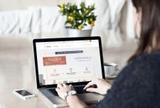 Дизайн сайта для биржи труда