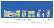 Детский пазл_упаковка и дизайн