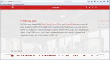 Поиск информации о истории стартапов