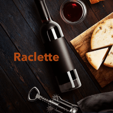 Разработка сайта для ресторана Raclette