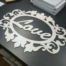 Свадебный декор макеты + изготовление