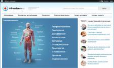 Корректор+контент-менеджер медицинского портала