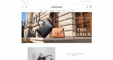Разработка чешского ИМ брендовых вещей + поддержка