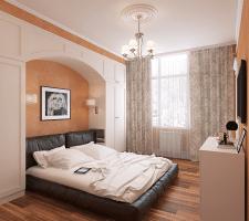 Спальня малая