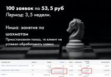 Продвижение школы шахмат