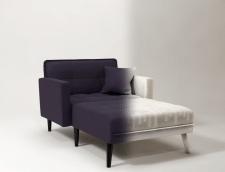 Firman Chaise Lounge