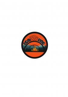 Логотип для компании по продаже каминов