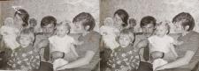 Реставрация семейного фото
