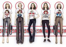 Дизайн одежды, футболок