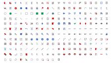 Редизайн иконок для инженерной программы