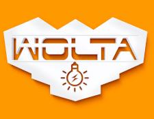 Логотип компанії Wolta