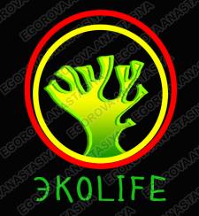 Логотип для магазина эко-товаров