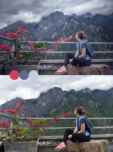 Путешествие (Travel photo) , Обработка фото